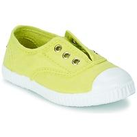 Boty Dívčí Nízké tenisky Chipie JOSEPE Žlutá