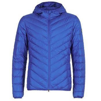 Textil Muži Prošívané bundy Emporio Armani EA7 TRAIN CORE SHIELD 8NPB09 Modrá