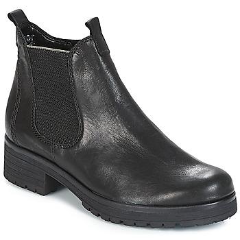 Boty Ženy Kotníkové boty Gabor TREASS Černá