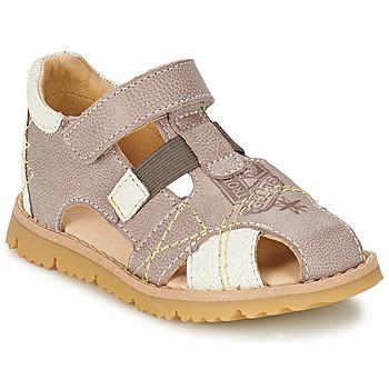 Boty Chlapecké Sandály GBB INCAS Hnědá