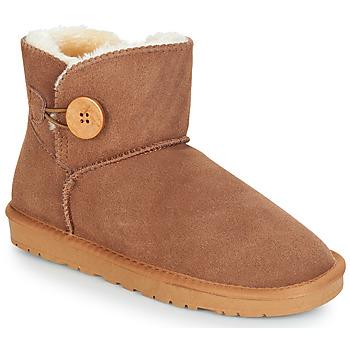 Boty Ženy Kotníkové boty Kaleo NEDRI Velbloudí hnědá