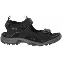 Boty Muži Sandály Ecco Offroad pánské sandály 82204412001 black Černá