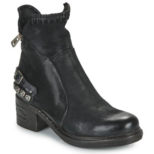 Boty Ženy Kotníkové boty Airstep / A.S.98 NOVA 17 Černá
