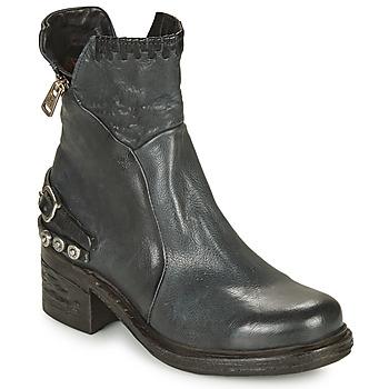 Boty Ženy Kotníkové boty Airstep / A.S.98 NOVA 17 Modrá / Černá