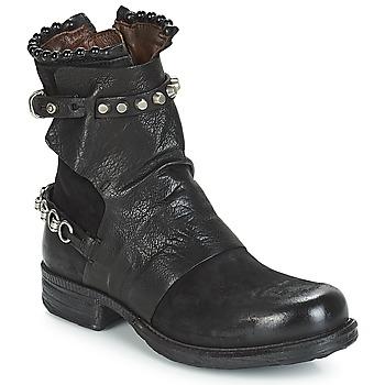 Boty Ženy Kotníkové boty Airstep / A.S.98 SAINT 14 Černá