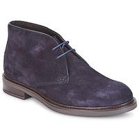 Boty Muži Kotníkové boty André BOHEME Tmavě modrá
