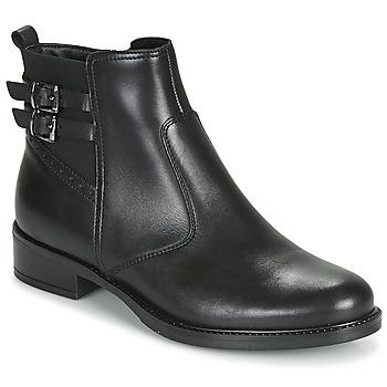 Boty Ženy Kotníkové boty André CARLIN Černá