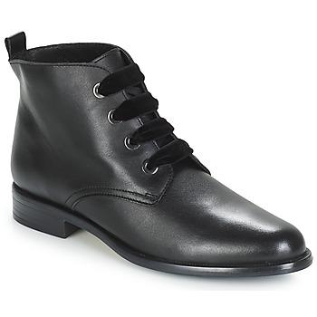 Boty Ženy Kotníkové boty André THAO Černá