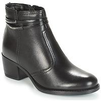 Boty Ženy Kotníkové boty André CALOTINE Černá