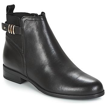 Boty Ženy Kotníkové boty André MANEGE Černá