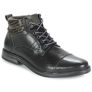 Boty Muži Kotníkové boty André VERON Černá
