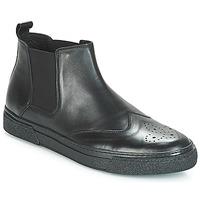 Boty Muži Kotníkové boty André OASIS Černá