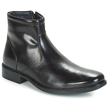 Boty Muži Kotníkové boty André BOULE Černá