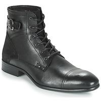 Boty Muži Kotníkové boty André PHILIPPE Černá