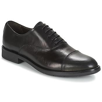 Boty Muži Šněrovací společenská obuv André LUCCA Černá