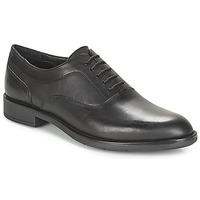 Boty Muži Šněrovací společenská obuv André LORETO Černá