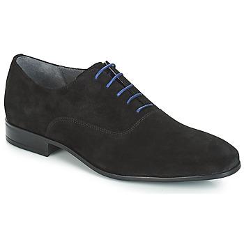 Boty Muži Šněrovací společenská obuv André BRINDISI Černá