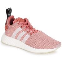 Boty Ženy Nízké tenisky adidas Originals NMD R2 W Růžová