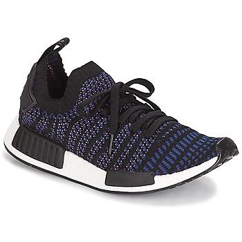 Boty Ženy Nízké tenisky adidas Originals NMD R1 STLT PK W Černá