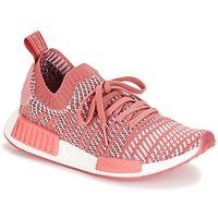 Boty Ženy Nízké tenisky adidas Originals NMD R1 STLT PK W Růžová
