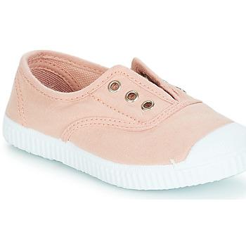 Boty Dívčí Street boty André LES VACANCES Růžová