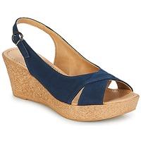 Boty Ženy Sandály André DESTINY Tmavě modrá
