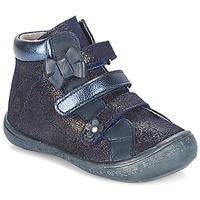 Boty Dívčí Kotníkové boty Citrouille et Compagnie JODIL Modrá
