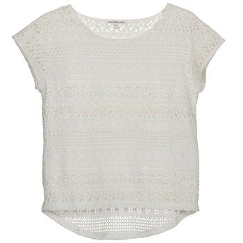 Textil Ženy Trička s krátkým rukávem Best Mountain SOLI Bílá