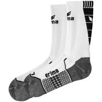 Doplňky  Děti Ponožky Erima Chaussettes training blanc/noir