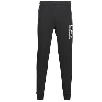 Textil Muži Teplákové kalhoty Emporio Armani EA7 TRAIN TRITONAL M PANTS CH BR Černá / Šedá