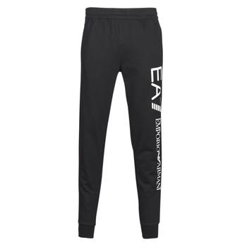 Textil Muži Teplákové kalhoty Emporio Armani EA7 TRAIN TRITONAL M PANTS CH BR Černá / Bílá