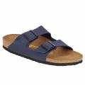 Boty Muži Dřeváky Birkenstock ARIZONA Modrá