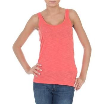 Textil Ženy Tílka / Trička bez rukávů  Wrangler Essential Tanks W7244GRHJ pink