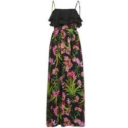 Textil Ženy Společenské šaty Morgan RASSIM Černá / Zelená