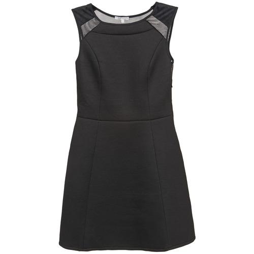 Textil Ženy Krátké šaty Betty London BIJOU Černá