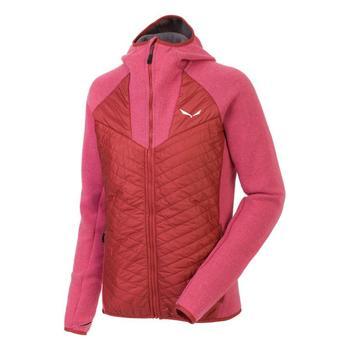 Textil Ženy Fleecové bundy Salewa Bluza  Fanes PL/TW W Jacket 25984-6336 pink