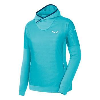Textil Ženy Fleecové bundy Salewa Bluza  Pedroc PTC Alpha W Hoody 26355 blue