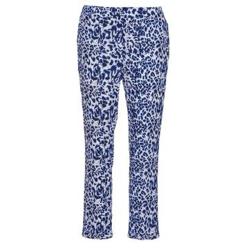 Textil Ženy Turecké kalhoty / Harémky See U Soon CLARA Modrá / Černá
