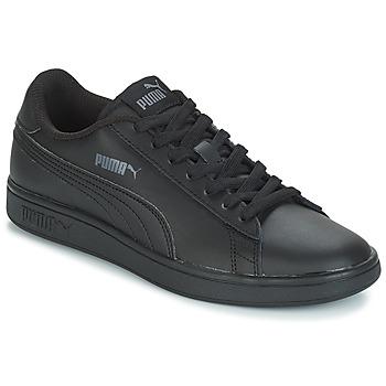 Boty Muži Nízké tenisky Puma PUMA SMASH V2 L Černá