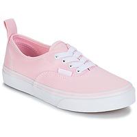 Boty Dívčí Nízké tenisky Vans UY AUTHENTIC Růžová