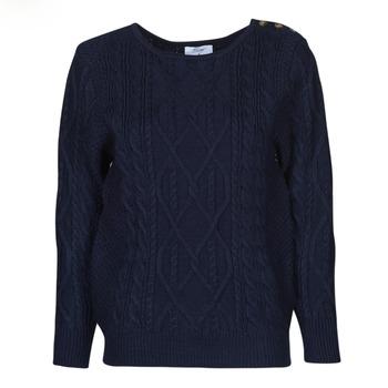 Textil Ženy Svetry Betty London JEDRO Tmavě modrá