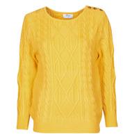Textil Ženy Svetry Betty London JEDRO Žlutá
