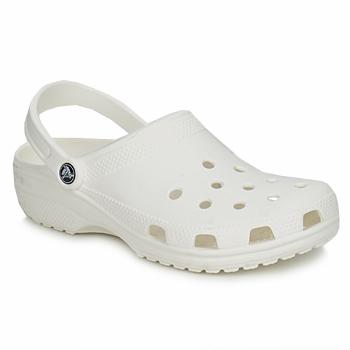 Boty Pantofle Crocs CLASSIC Bílá
