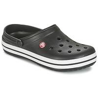 Boty Pantofle Crocs CROCBAND Černá