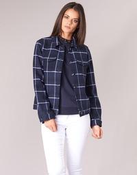 Textil Ženy Saka / Blejzry Maison Scotch VELERIANS Tmavě modrá
