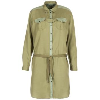 Textil Ženy Krátké šaty Maison Scotch JULIENAS Khaki