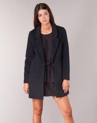 Textil Ženy Kabáty Maison Scotch FINIRS Tmavě modrá