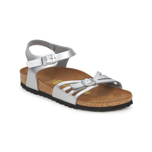 Boty Ženy Sandály Birkenstock BALI Stříbrná