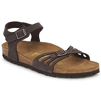 Boty Ženy Sandály Birkenstock BALI Hnědá