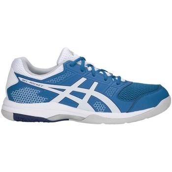 Boty Muži Nízké tenisky Asics Gelrocket 8 Bílé, Modré